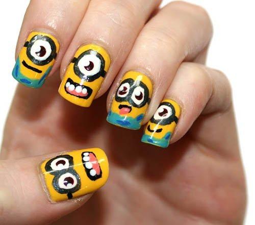 despicable_me_nail_designs