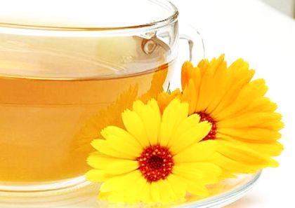 beneficii ceai galbenele
