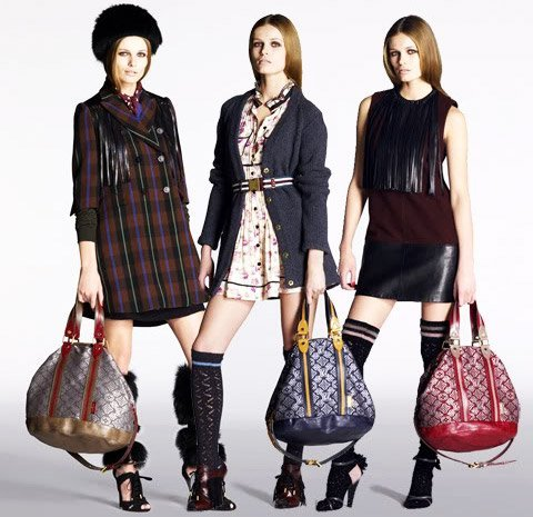 Latest Bags Trends For 2012-2013