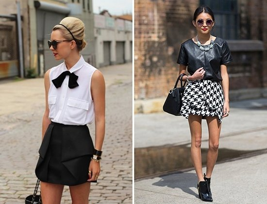 In The Spotlight: Black & White