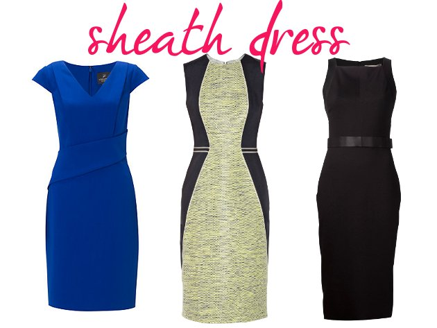 sheath-dress
