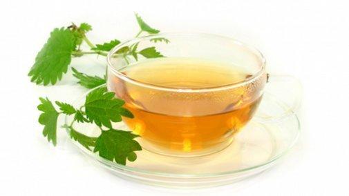 ceai de urzica reteta