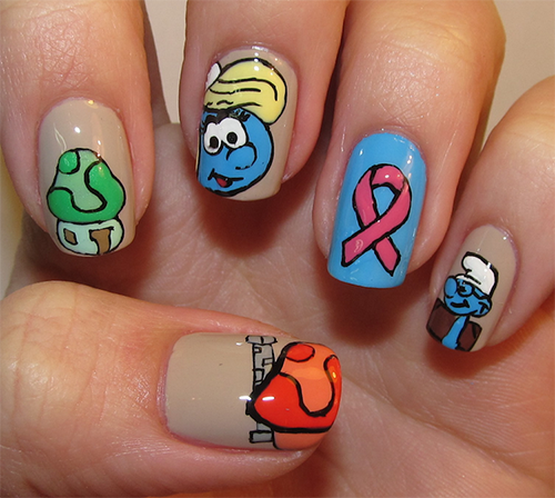 cartoon_nail_art_designs2
