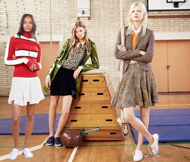 Campania TRF Zara pentru toamna - iarna 2014-2015