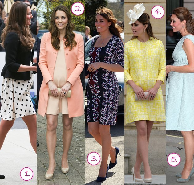 Kate-Middleton-Maternity